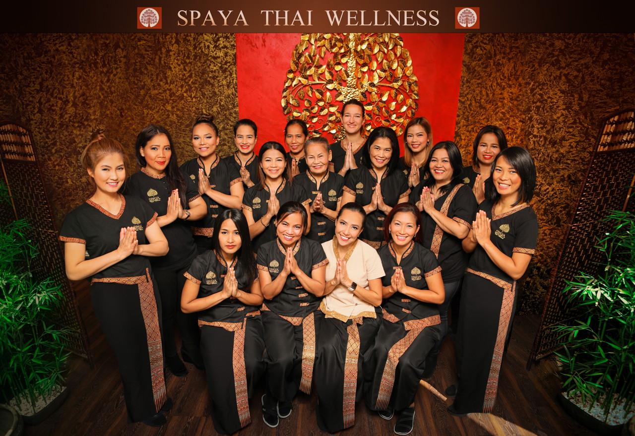 Happy mit massage end münchen thai Massage mit